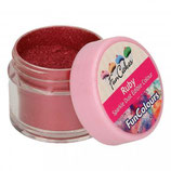FUNCAKES EDIBLE FUNCOLOURS SPARKLE DUST - RUBY
