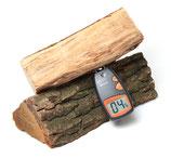 Feuchtigkeitsmessgerät für Brennholz