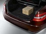 Original Mercedes Gepäcknetz, Kofferraumboden schwarz E-Klasse W212 / S212