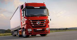 Original Mercedes Chrompaket für Actros MP3 Megaspace