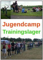Jugendcamp/Trainingslager vom 26.7 - 1.8.2020