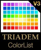TRIADEM StylePlug 'ColorList'