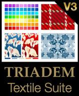 TRIADEM StylePlug 'Textile Design Suite'