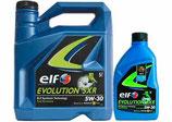ELF EVOLUTION SXR 5W-30 Motoröl