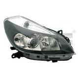 Scheinwerfer links oder rechts für RENAULT CLIO III (BR/CR)(05/2005 - ON)