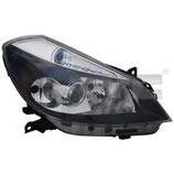 Scheinwerfer links oder rechts für RENAULT CLIO III Xenon(BR/CR)(05/2005 - ON)