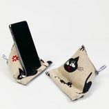 Handy-Sitzsack BLACK CAT