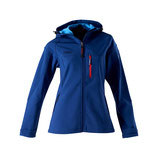 OWNEY Cerro - Softgel jas Dames - Royal Blue