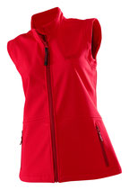 OWNEY Basic - Softgel Bodywarmer Dames - Rood