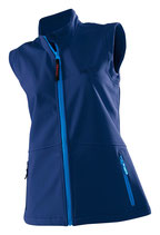 OWNEY Basic - Softgel Bodywarmer Dames - Blauw