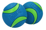 Chuck-it Ultra Ball Green/Blue (2-pack)