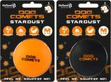 """Stardust Oranje - Zwart/Oranje """"M"""" 6 cm"""