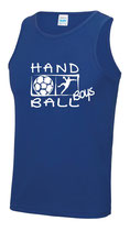 Handball Cool Top Unisex royal Boys weiß