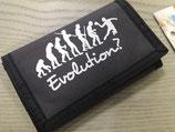 Geldbörse Evolution HB grau/weiß
