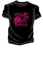 VB Cool T  Victory schwarz/neonpink