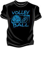 VB Cool T Victory schwarz/neonblau