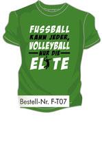 Volleyball Elite kellygreen/weiß/schwarz