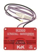 M2500 Ultraschall-Marderschreck-Gerät