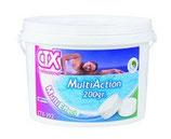 Pastilla multifunción 3 efectos 200 gr Bote 5 kg