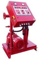grupo de presion contra incendios 24 m3/h a 70 mca