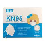 Mascarilla infantil KN95 pack 10 unidades