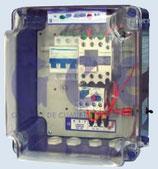 Cuadro eléctrico grupo presión 1 bomba monofásica