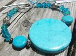 Magna Turquoise Bracelet
