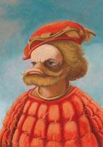 """Postkarte """"Claus Ducklebecker"""""""