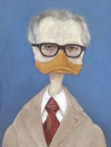 """Postkarte """"Erich Hornducker"""""""