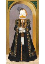 """Postkarte """"Anna von Dänemark"""""""