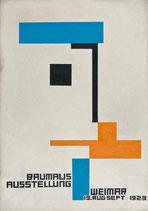 "Postkarte ""Plakat Baumaus"""