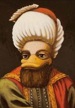 "Postkarte ""Sultan Padisah   Ördek III."""