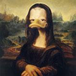 """""""Mona Lisa"""" - Schnabelschutz"""