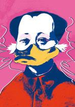 "Postkarte ""Mao Tsedug"""