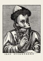 "Postkarte ""Johannes Duckenburg"""