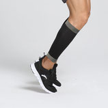 SPIRO Compression Calf Sleeve schwarz/grau S290X