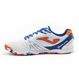 JOMA DRIBLING 2002 WHITE-ROYAL INDOOR DRIS.2002.IN