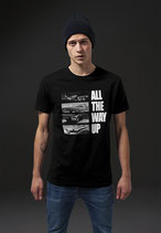 Mister Tee All The Way Up Stairway Tee Shirt MT473