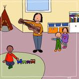 """Online Kurs """"Musikkursleitung für Kinder"""""""