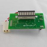 Batterieanzeige, Barcode