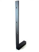 L-Halter 100mm Vierkant Aufnahme für Heckmarkierungstafel Halter GGG-008-3045