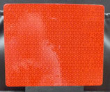 Reflektierfolie  200x160mm Ecken rund