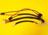 Kabelbaum (((ewoto))) Batterie, Motor und Controllerverbindung ältere Ausführung