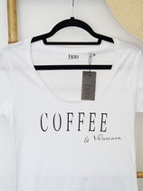 TS002-T-Shirt *COFFEE & Mascara*