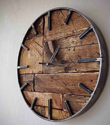 RELOJ PARED INDUSTRIAL