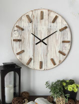 RELOJ DE PARED RÚSTCO