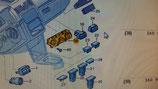 Comando clima Golf 5-Touran  1K0907044BR