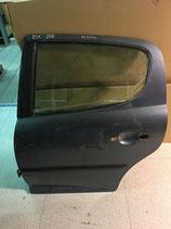 Portiera Peugeot 207 posteriore sinistra