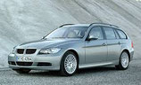 Portiera BMW serie 3 E91 posteriore sinistra
