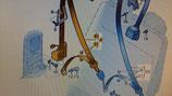 Cintura di sicurezza adx VwW Transporter  7E0857806CRAA - 7E0857806RAA